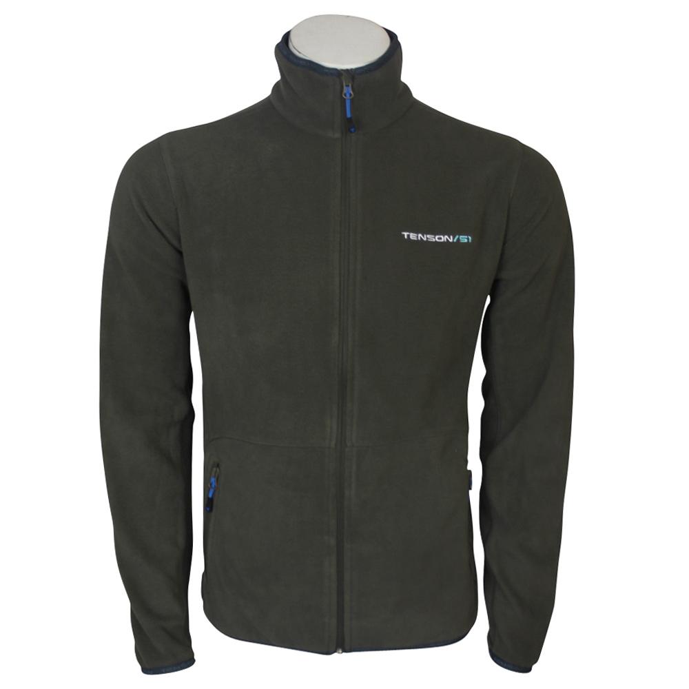 goedkoop speciale sectie verkoopprijzen Tenson Miller fleece vest heren bruin
