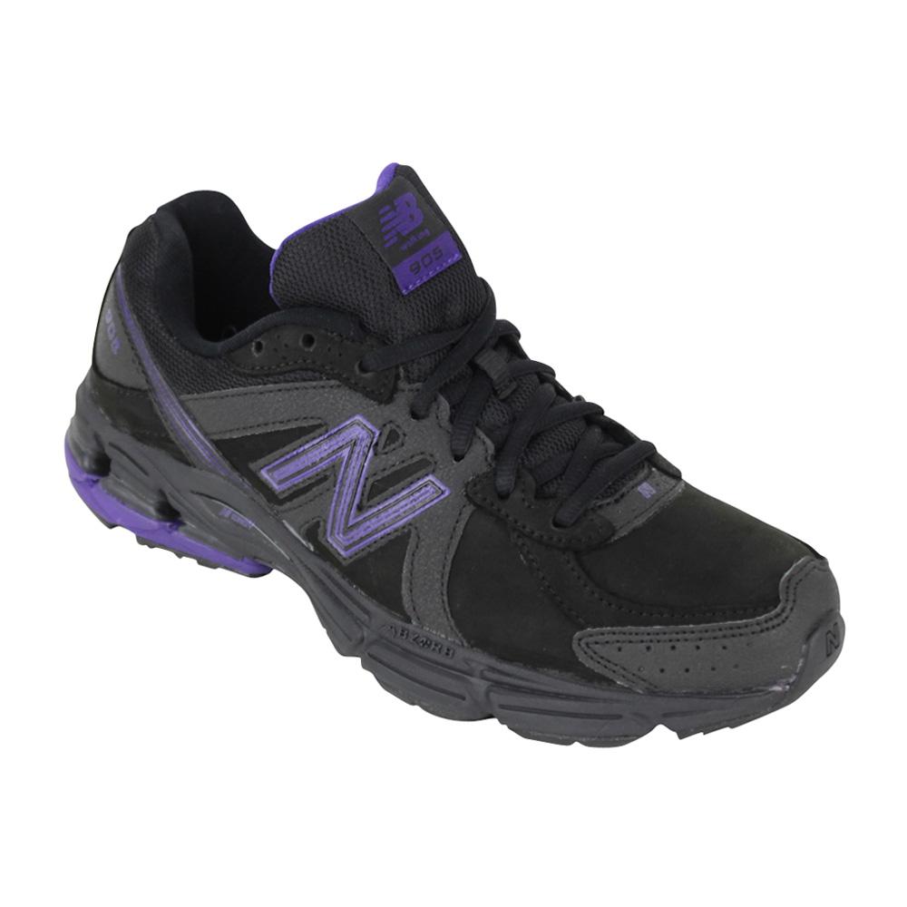 New Balance WW905 wandelschoenen dames zwart/paars